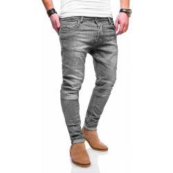 26770aabb5a Pánské džíny pánské džíny Slim Fit JN-3502