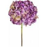 Umělá květina Sia Home Fashion Hortenzie 51cm