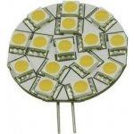 LED žárovka Diodor G4 2,6 W 12 V Stmívatelná Teplá bílá