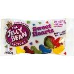 Jelly Bean Sweet Hearts želé fazolky srdíčka sáček 50g