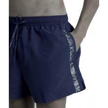 Calvin Klein pánské koupací šortky tmavě modrá c59c331fd6