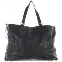 Another Bag Lady Killer Studs shopper černý