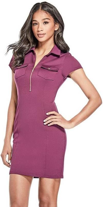 Guess šaty Nini zip bodycon dress alternativy - Heureka.cz 9af901c047