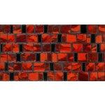 Sapho PIZARRA Decor Flash Rojo 27x50 sapho-PZR004