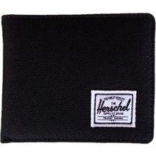 Herschel peněženka ROY COIN black red