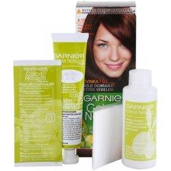 Barva na vlasy Garnier Color Naturals 4,15 tmavá ledová mahagonová barva na vlasy