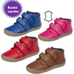 259323a8928 Beda barefoot Beda Barefoot Lucas boty s membránou dětská bota ...