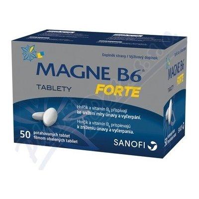 Sanofi-Aventis Sp .z o.o., Rzeszów MAGNE B6 FORTE (TBL 50)