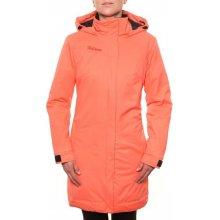 Funstorm Lafre dámský kabát zimní peach