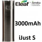 iSmoka-Eleaf iJust S baterie 3000mAh Brushed Black