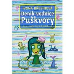 Kniha Den ík vodnice Puškvory - Ivona Březinová