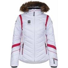 Icepeak Odda dámská zimní bunda bílá