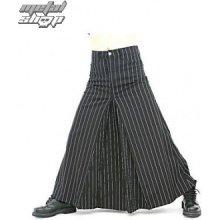 Mode Wichtig Men Skirt Pin Stripe