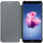 Pouzdro Huawei flipové P Smart černé