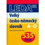 Velký česko-německý slovník 535 tisíc Siebenschein a kol.