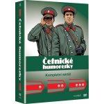 Četnické humoresky komplet DVD