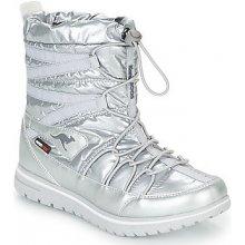 b7118a370d4 Kangaroos Zimní boty K WOWI JOG RTX Stříbrná