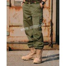 Ranger kalhoty BDU zelené