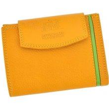 Harvey Miller Polo Club 5313 PL08 žlutá dámská kožená peněženka