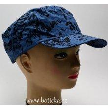 RDX kšiltovka 7524 Outdoor Modrá c6220eb06e