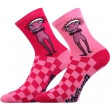 9080b0fac0b BOMA ponožky Lichožrouti K 17 Žiletka