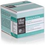 Oliveway hydratační a zpevňující krém 60 ml