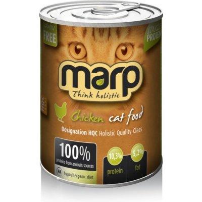 Marp Holistic Chicken pro kočky s kuřecím 400 g