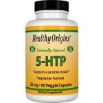 Healthy Origins 5-HTP 50 mg 60 cps.