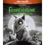 Frankenweenie: Domácí mazlíček 2D+3D BD