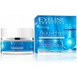 Eveline Aqua Collagen denní a noční krém 55+ 50 ml