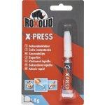 ROXOLID X-PRESS Lepidlo sekundové 4g