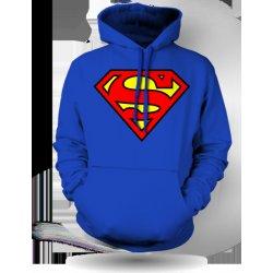 Superman modrá mikina Unisex pánská mikina - Nejlepší Ceny.cz 60828fdcfb