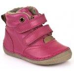 Froddo zimní kotníčkové boty na suchý zip růžové 3f2874ff5a