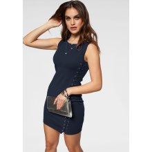 9eddb1690994 Melrose žerzejové šaty námořická modrá