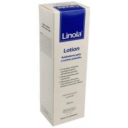 Linola tělové mléko 200 ml