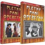 Pletky paní operetky EČT 3 + 2 CD DVD