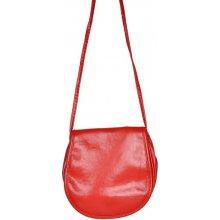 Minikabelka Baggy01 červená