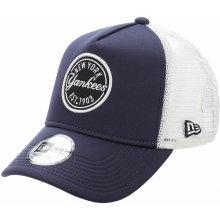 232a7cfa946 New Era Kšiltovky MLB Emblem Trucker New York Yankees Modrá