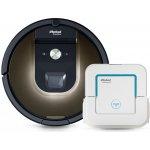 Set iRobot Roomba 980 + Braava jet 240