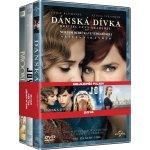 Nejlepší filmy:Ženy / Dánská dívka / Joy / Brooklyn DVD