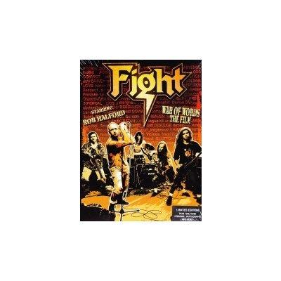 Fight - War Of Words / The Film / DVD+CD [DVD]