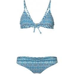 6dba7dbbb4 Dámské O Neill plavky triangle. O Neill Pw Fixed Triangle Bikini modrá