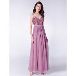 Ever-Pretty dámské luxusní plesové šaty 7392 růžová 7a8eff14fa4