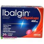 Ibalgin Rapidcaps 400mg měkké tobolky por.cps.mol.20x400mg