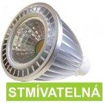 LEDme LED žárovka 7W GU10 240V Stmívatelná Denní bílá; BDSY-GU10-DB-7W-240V-D