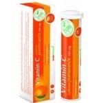 Moje Lékárna Vitamin C pomeranč 500 mg 20 šumivých tablet