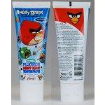 EP Line Angry Birds Firefly zubní pasta pro děti Fluoride Berry Blast 75 ml