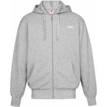 091cffe4df8 Lee Cooper Full Zip Hoody Mens Grey