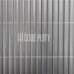 Bambus umělý šedý 12mm, 1,0m/role 3 m 65326