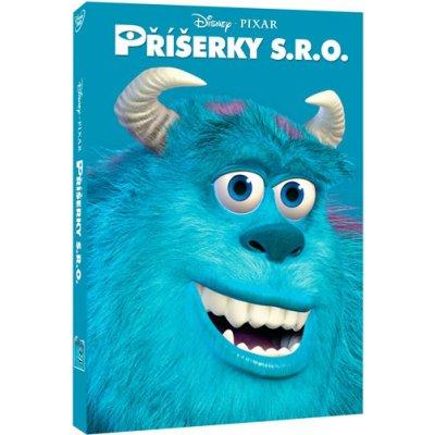 Příšerky s.r.o. DVD - Disney Pixar edice